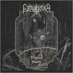 GRAVELAND - Thousand Swords - CD DIGIPAK