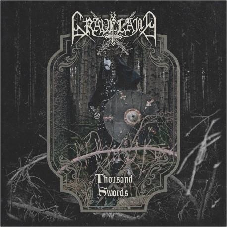 GRAVELAND - Thousand Swords - CD DIGIPAK