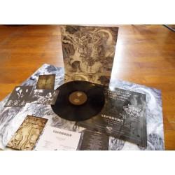 ARKHA SVA / SACRIFICIA MORTUORUM / LUGUBRUM - N.O.I.R. - VINYL LP (black)