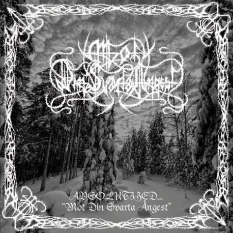 AVSOLUTIZED - Mot Din Svarta Angest - CD