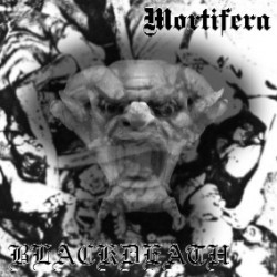 MORTIFERA / BLACKDEATH - Split CD