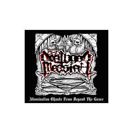DEATHGOD MESSIAH - Abomination Chants From Beyond The Grave - CD DIGIPAK