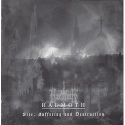 HAEMOTH - Vice, Suffering And Destruction - CD
