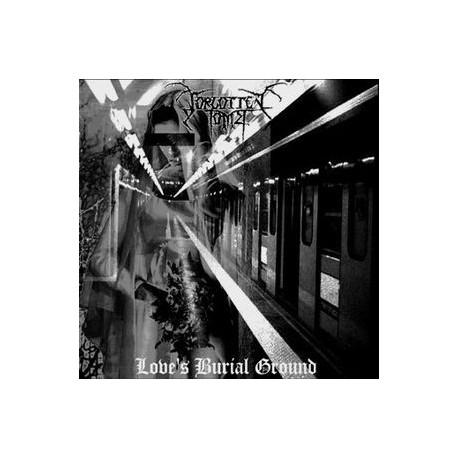 FORGOTTEN TOMB - Love's Burial Ground - CD SLIPCASE