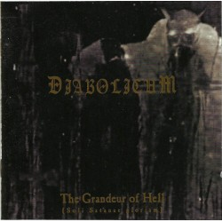 DIABOLICUM - The Grandeur Of Hell - CD