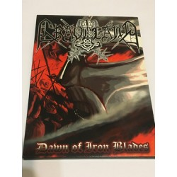 GRAVELAND - Dawn Of Iron Blades - CD A5 DIGIPAK