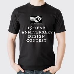 15-year anniversary design contest