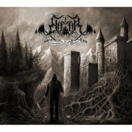 ELFFOR - Condemned to Wander - CD DIGIPAK