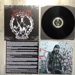 ZÉPÜLKR - Nécrofrançie - VINYL LP handnumbered 200 copies