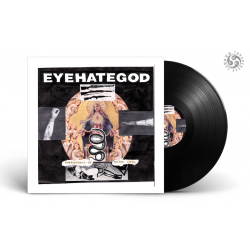 EYEHATEGOD - Confederacy of Ruined Lives - VINYL LP Black (Preorder)