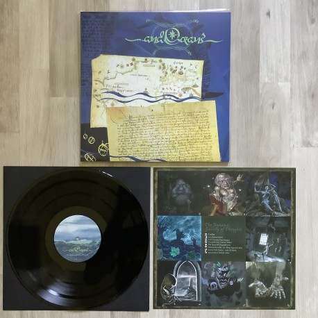 AND OCEANS - The Dynamic Gallery of Thoughts - Black vinyl 100 copies (Preorder out 15.06.2021)