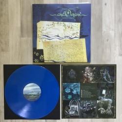 AND OCEANS - The Dynamic Gallery of Thoughts - Blue vinyl 200 copies (Preorder out 15.06.2021)