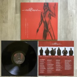 AND OCEANS - The Symmetry of I - Black vinyl 100 copies (Preorder out 15.06.2021)