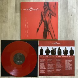 AND OCEANS - The Symmetry of I - Red vinyl 200 copies (Preorder out 15.06.2021)