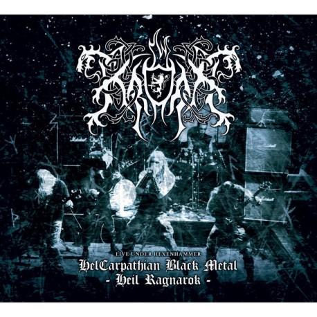 KRODA - Live under Hexenhammer: Heil Ragnarok - 2xCD DIGIPAK