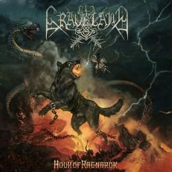 GRAVELAND - Hour of Ragnarok - CD DIGIPAK
