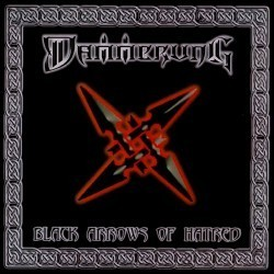 DAMMERUNG - Black Arrows of Hatred - CD