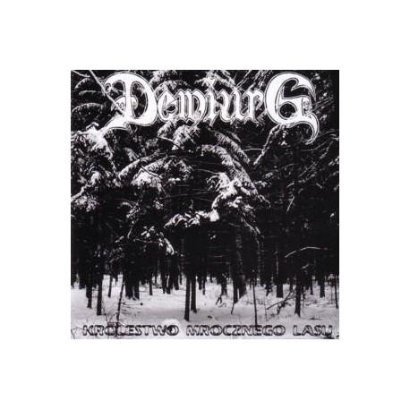 DEMIURG - Królestwo mrocznego lasu - CD
