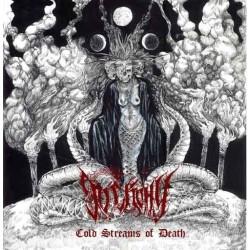 DO SKONU - Cold Streams of Death - CD