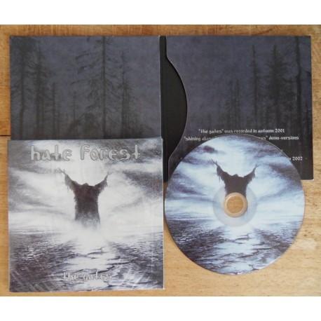 HATE FOREST - The Gates + Bonus - CD DIGISLEEVE (+ digital download)