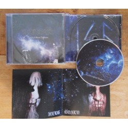 ULVEGR - The Call of Glacial Emptiness - CD (+ digital download)