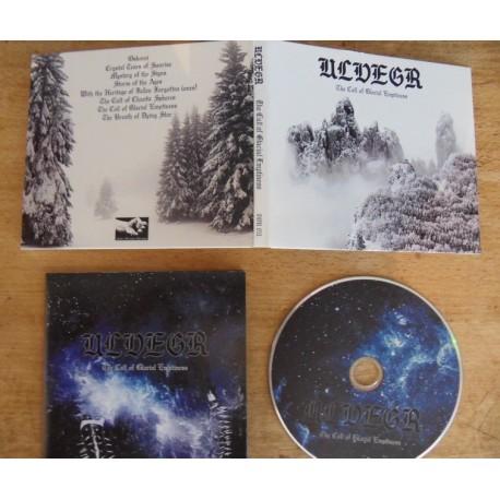 ULVEGR - The Call of Glacial Emptiness - CD DIGIPAK lim.300 (+ digital download)