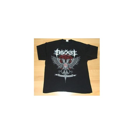 NAZXUL - Black Wings Over Europe Tour - SHIRT (L)