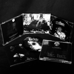 NUIT NOIRE - Depths of Night: Collection of the Early Demo Tapes - DOUBLE CD