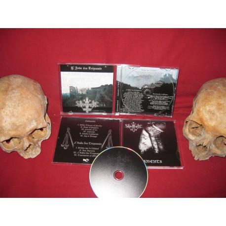 SÜHNOPFER - Laments / L'Aube des Trépassés - CD