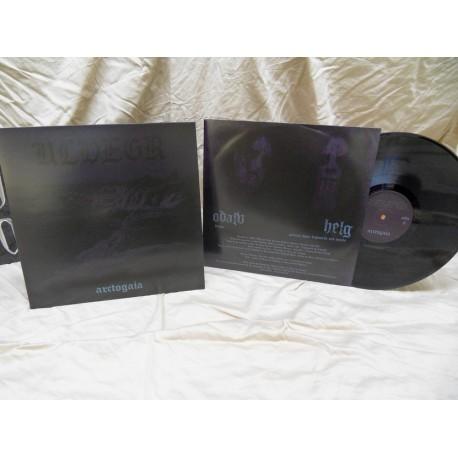 ULVEGR - Arctogaia - BLACK VINYL lim.200