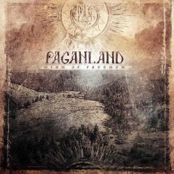 PAGANLAND - Wind of Freedom - CD