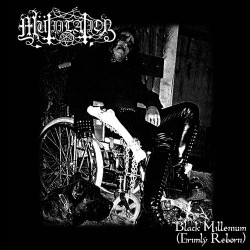 MUTIILATION - Black millenium (grimly reborn) - CD (Drakkar Productions)