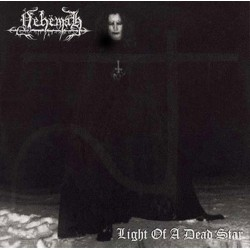 NEHËMAH - Light of a Dead Star - CD