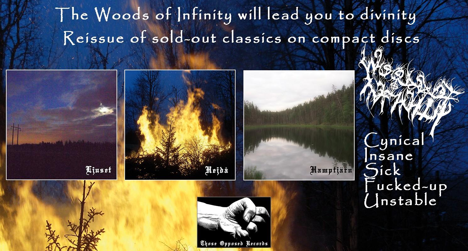 Woods of Infinity